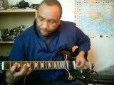 TELEPHONE - Ca c'est vraiment toi guitar cover