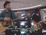 Raphael the man who sold the world cover david bowie