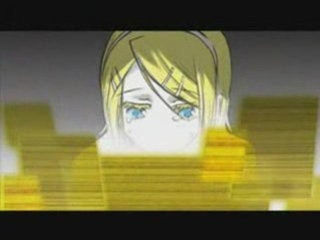 """KOKORO"" by Rin Kagamine; Vocaloid."