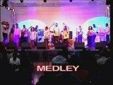 Medley, extrait du premier concert live de Cor-Amen