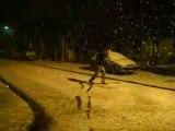 Romu delir neige