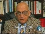 Sandro Curzi è morto Ciao Sandro