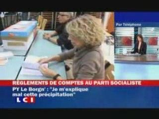 Pierre-Yves Le Borgn' explique les votes PS à l'étranger