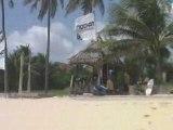 "Kite-club surf ""ocean shool"" the first day"