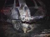 Un incendie de voiture à Troyes; Impressionnant !