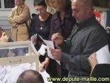 Elections internes UMP 10eme circonscription 21 nov 2008