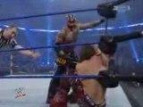Survivor Series 2008 - Team Shawn Michaels vs Team JBL pt.2