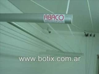 Instalacion tendedero seca ropa HD www.botix.com.ar