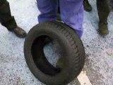 Kleber 25 novembre 2008 : Dernier pneu cuit a Kléber