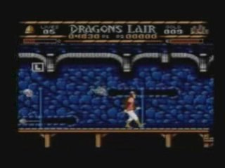 Dragon's Lair (NES) Speedrun