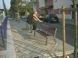 Parkour octobre 2008 les scènes cachées