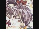 Takuto and Mitsuki Eternal Snow