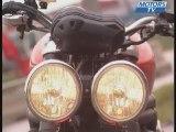 Essai moto Triumph 1050 Speed Triple