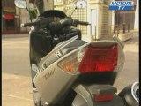 Essai moto YAMAHA TMAX 500