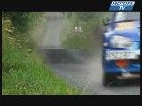 Best of saut de voitures de rallye au Rallye d'Irlande