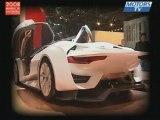 Concept car Citroen Hypnos et GT : nouveaute Mondial Auto 20