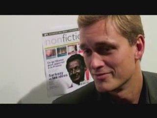 NONFICTION magazine, soirée de lancement 24/11/2008