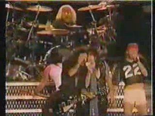 Guns N Roses & Aerosmith LIVE
