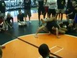 Antonio Minotauro Nogueira Demos Choke #1