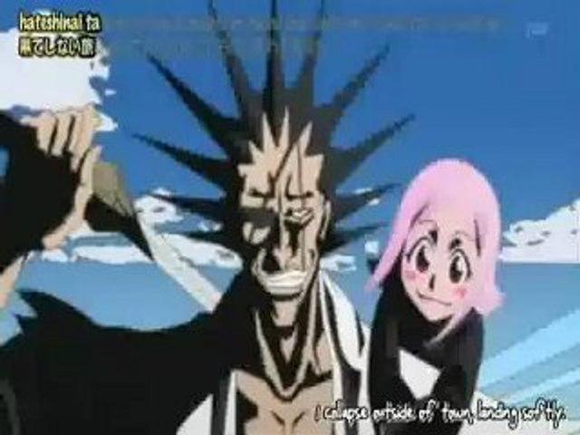 Bleach op 9 (zik de Naruto Shippûden op 4)