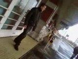 Md'r Avc Ma kekette, Yohann & Florentin A La Gare