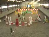 Concours interne Cappelle equitation video 1
