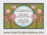 Baby Invitation, Baby Shower Invitation, Baby Invitations