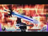 Dissidia : Final Fantasy - Gameplay Sephiroth vs Cloud