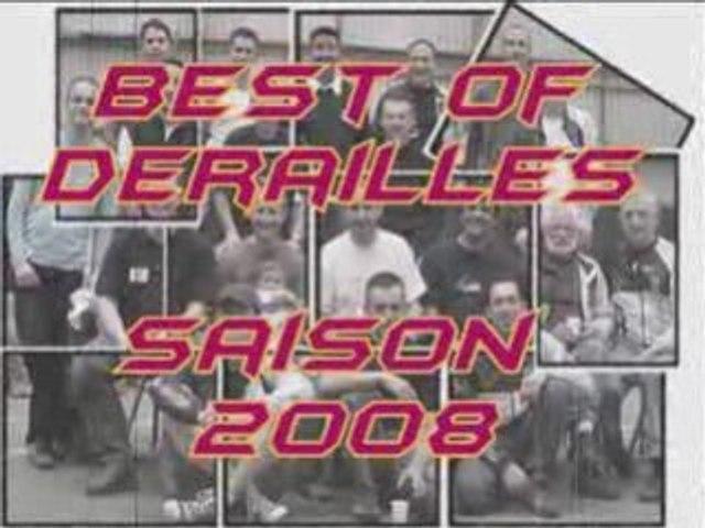 Best Of DES DERAILLES 2008