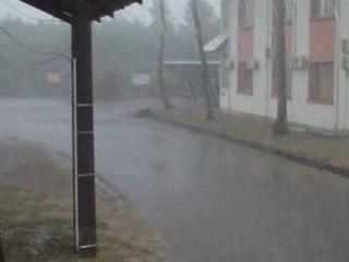 Il pleut a cayenne