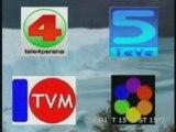 Inicio de transmisiones de TVO (1/12/08)