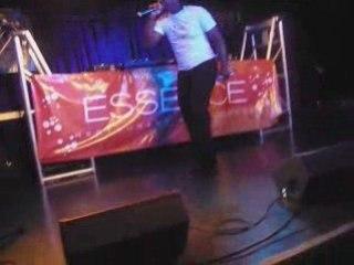 Pepeto en 1ere partie du concert de Mokobé a Montréal