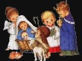 Pour expliquer aux petits que Noël ce n'est pas QUE le Père Noël