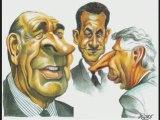 caricature d'hommes politique et autres ( musique aït l3ati)