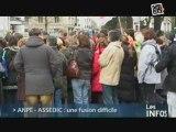 Caen : ANPE en grève, non au rapprochement avec l'ASSEDIC