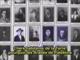 ISRAEL Lettre ouverte au monde entier