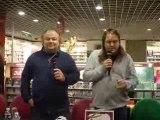 Dédicace Kaamelott FNAC des Ternes - 28/11/2008