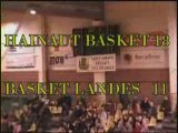 LFB 2008-2009 J12 Union Hainaut Basket   Basket Landes
