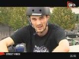 Le Poweriser: un sport extreme méconnu à Bercy