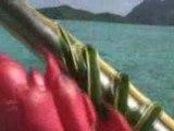 Lagon Bora Bora Polynésie Française