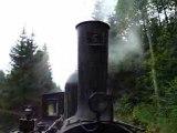 train à vapeur de métabief