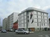 Nantes : immeuble angle rue de Rieux / rue de Belfort