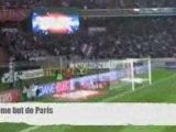 PSG Valenciennes, tous les buts depuis les tribunes
