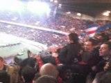 PSG Valenciennes tribune du kob