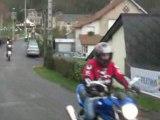 telethon moto villers écalles 2008