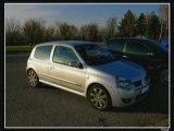 Acceleration Clio RS 2004