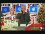 Passage TV chez Jacky JJDA 5-12-08