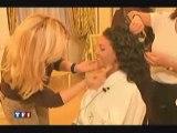 フランスTVニュース ミス・フランス2009