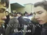 Blocus : Lycée Charles Gide à Uzes (08/12/2008)