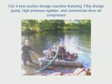 Dirty Jobs Features Pond Cleaning Using Suction Harvesting